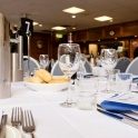 Table setting for a function in the Fenwick Function Centre